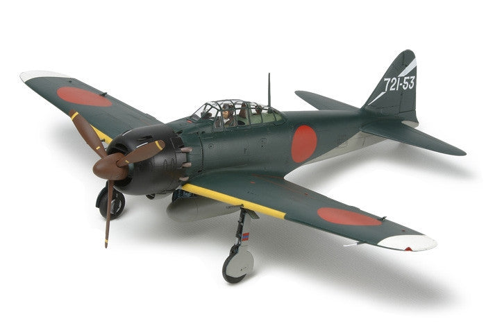 Tamiya Aircraft 1/48 A6M5 (Zeke) Eien No Zero Fighter Kit
