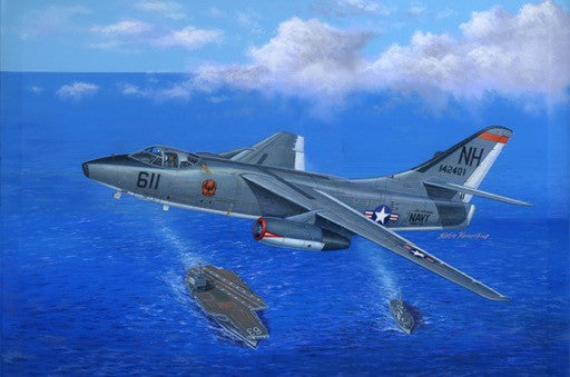 Trumpeter Aircraft 1/48 EA3B Skywarrior Strategic Bomber Kit