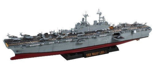 Trumpeter Ship Models 1/350 USS Wasp LHD1 Amphibious Assault Ship  Kit