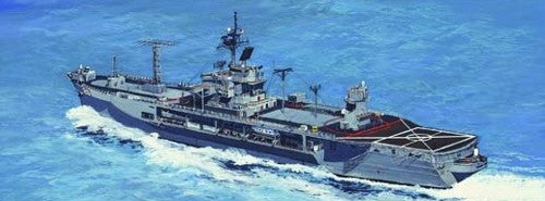 Trumpeter Ship Models 1/700 USS Mount Whitney LCC20 Fleet Flagship 1997 Kit