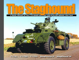 Military Miniatures In Review - The Staghound: A Visual History of the T17E Series Armored Cars in Allied Service 1940-1945