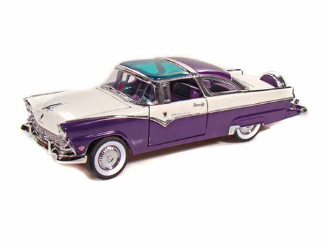 Road Legends 1/18 1955 Ford Crown Victoria (Purple)