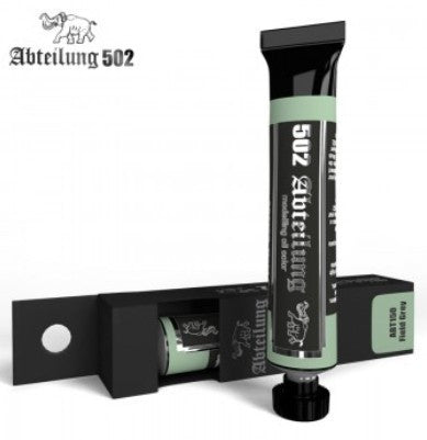 Abteilung 502 Weathering Oil Paint Field Grey 20ml Tube