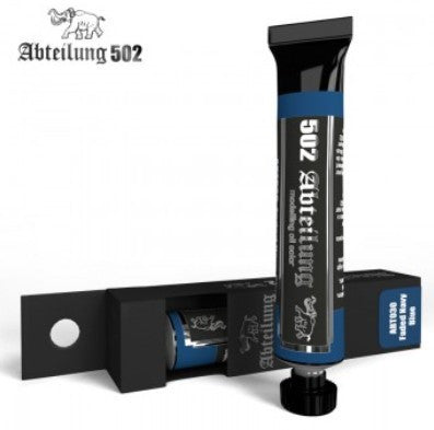 Abteilung 502 Weathering Oil Paint Faded Navy Blue 20ml Tube