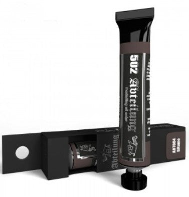 Abteilung 502 Weathering Oil Paint Bitume 20ml Tube