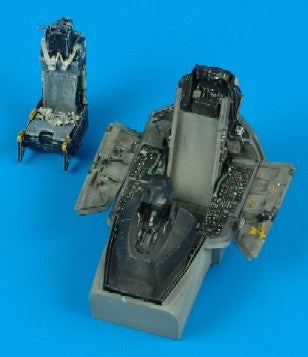 Aires Hobby Details 1/32 F16C/CJ Cockpit Set For TAM
