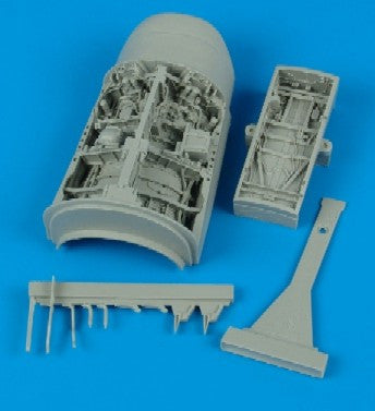 Aires Hobby Details 1/32 F16C/CJ Wheel Bay For TAM