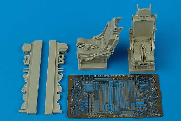 Aires Hobby Details 1/32 F105F/G Ejection Seats