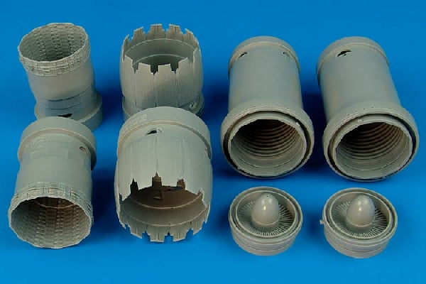 Aires Hobby Details 1/32 F15K Slam Eagle Exhaust Nozzles For TAM