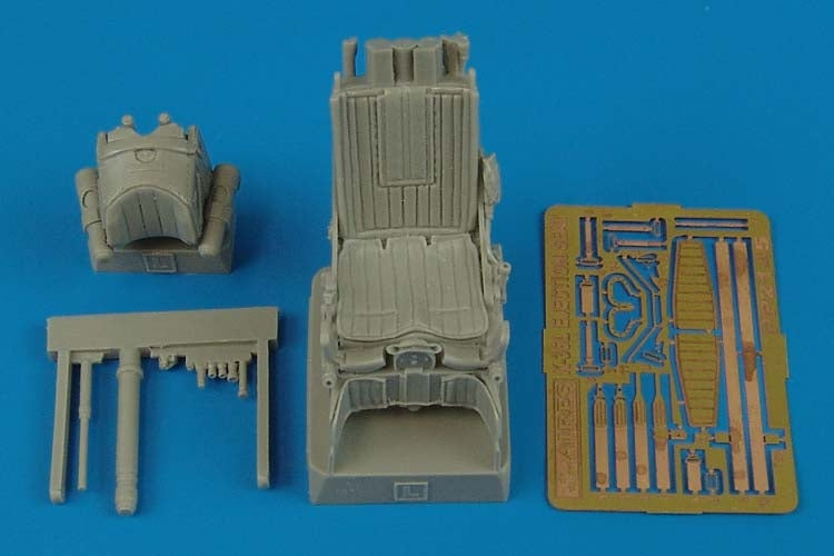 Aires Hobby Details 1/32 Su25k K36L Ejection Seat