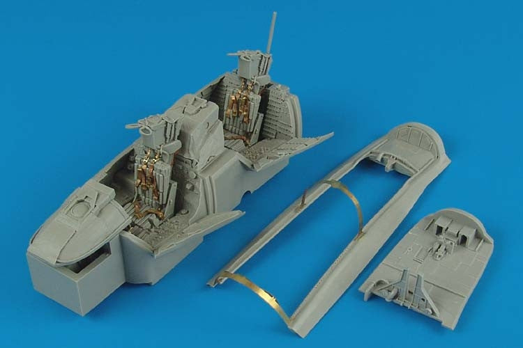 Aires Hobby Details 1/32 F14A Cockpit Set For TSM