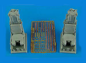 Aires Hobby Details 1/32 SJU17 Ejection Seats For F18F/F14D
