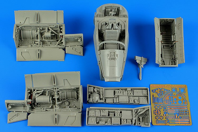 Aires Hobby Details 1/32 A7E Detail Set For TSM