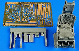 Aires Hobby Details 1/32 C2 Ejection Seat