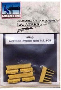 Aires Hobby Details 1/48 German 30mm Gun Mk 108
