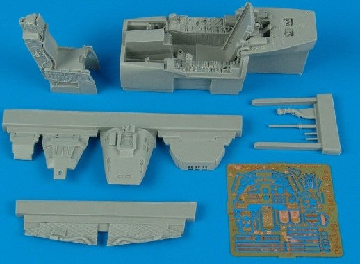 Aires Hobby Details 1/48 A10A Cockpit Set For ITA