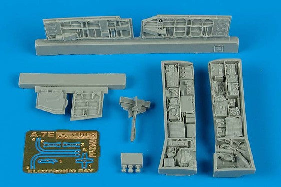 Aires Hobby Details 1/48 A7E Electronic Bay For HSG