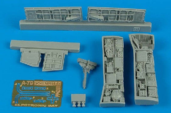 Aires Hobby Details 1/48 A7D Electronic Bay For HSG