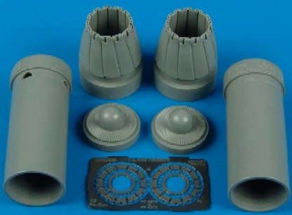 Aires Hobby Details 1/48 F/A18A Exhaust Nozzle Closed For HBO
