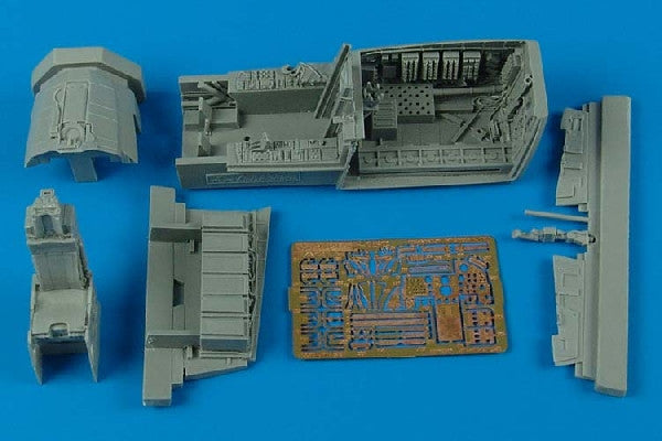 Aires Hobby Details 1/48 F15C Early Cockpit Set For HSG