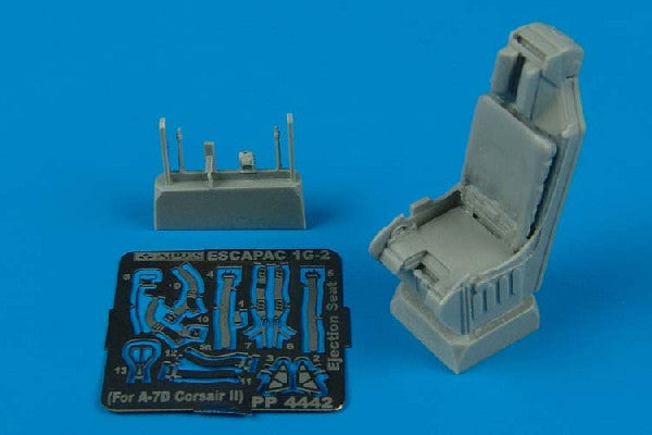 Aires Hobby Details 1/48 ESCAPAC 1G2 (A7D) Ejection Seat