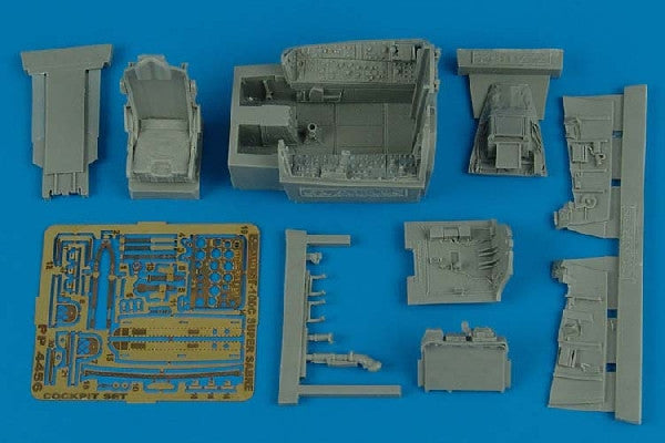 Aires Hobby Details 1/48 F100C Super Sabre Cockpit Set For TSM