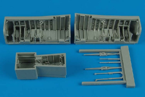 Aires Hobby Details 1/48 Tornado Wheel Bay For HBO