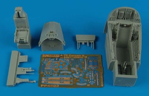 Aires Hobby Details 1/48 A7E Early Cockpit Set For HBO