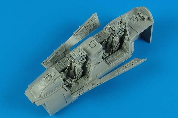 Aires Hobby Details 1/48 F14A Cockpit Set For HBO (Resin)
