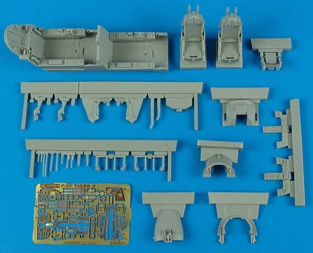 Aires Hobby Details 1/48 F5F Cockpit Set For AFV