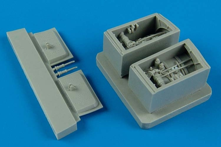 Aires Hobby Details 1/48 F4B/N Auxiliary Air Intake For ACY
