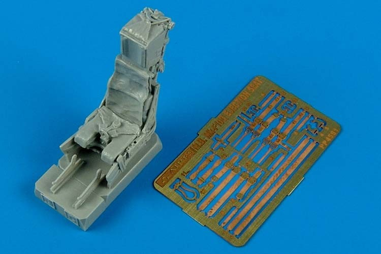 Aires Hobby Details 1/48 Mirage 2000C MB Mk10Q Ejection Seat