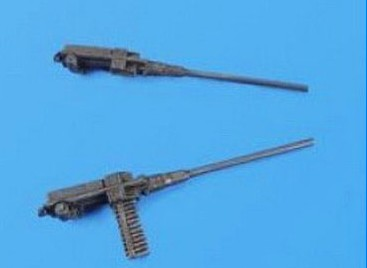 Aires Hobby Details 1/72 German 20mm MG151 Machine Gun (Resin)
