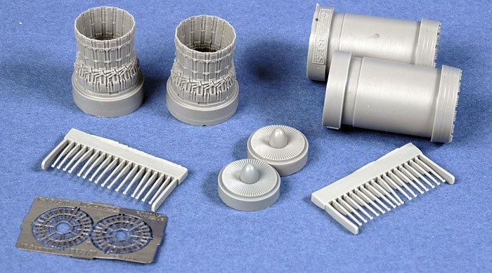 Aires Hobby Details 1/72 F15C/D Exhaust Nozzles Late For HSG
