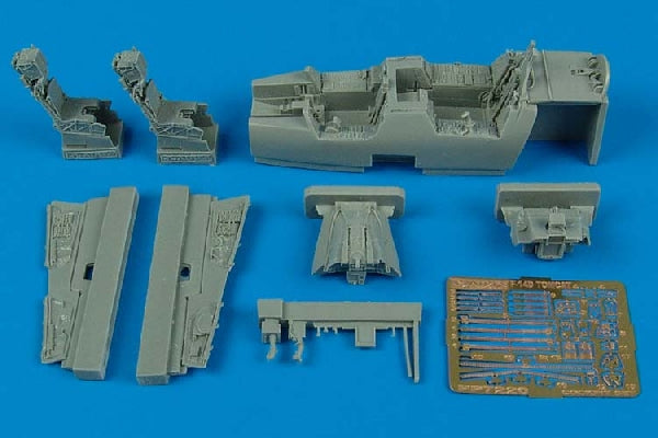 Aires Hobby Details 1/72 F14D Cockpit Set For HSG