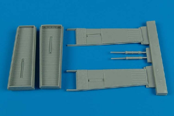 Aires Hobby Details 1/72 A3 Speed Brakes For HSG (Resin)