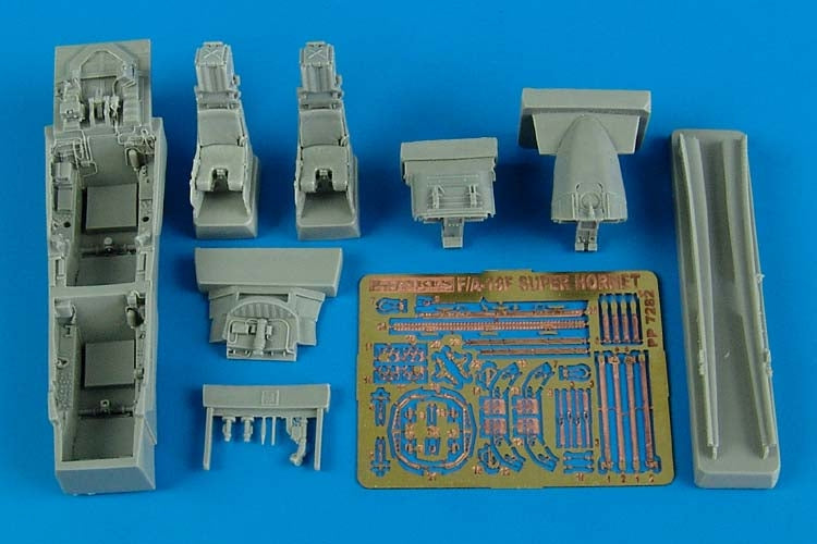 Aires Hobby Details 1/72 Hawker Typhoon IB Control Surfaces For ARX (Resin)