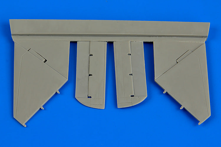 Aires Hobby Details 1/72 A4B Skyhawk Control Surfaces For ARX (Resin)