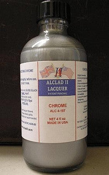 Alclad II 4oz. Bottle Chrome Lacquer