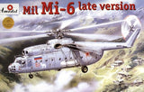 A Model From Russia 1/72 Mil Mi6 Late Version Soviet Helicopter Kit