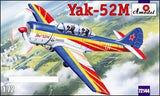 A Model From Russia 1/72 Yak52M 2-Seater Sporting Aircraft Kit