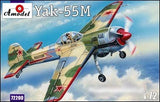 A Model From Russia 1/72 Yak55M Soviet Aerobatic Aircraft Kit