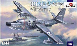 A Model From Russia 1/144 SHU16B/ASW Albatros USAF Amphibian Aircraft Kit