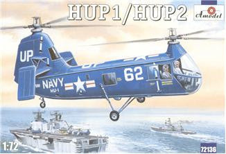 A Model From Russia 1/72 HUP1/2 USN Helicopter Kit