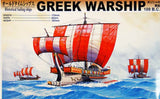 Aoshima Ship Models 1/350 Greek Warship 100BC Kit