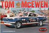 Polar Lights Model Cars 1/25 Tom Mongoose McEwen 1969 Barracuda Funny Car Kit