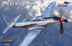 Dora Wings 1/48 P63E King Cobra Single-Seat Aircraft Kit