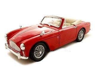 Road Legends 1/18 1958 Aston Martin DB2/4 Mark III Convertible (Red)