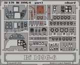 Eduard Details 1/32 Aircraft- Bf109G6 Interior for HSG (Painted)
