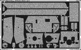 Eduard Details 1/35 Armor- Zimmerit SdKfz 171 Panther A Early for DML